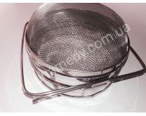 Фільтр для меду двухсекційний D-200  (нержавіючий)