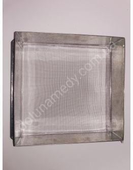 Фильтр для куботейнера (оцинкованный)