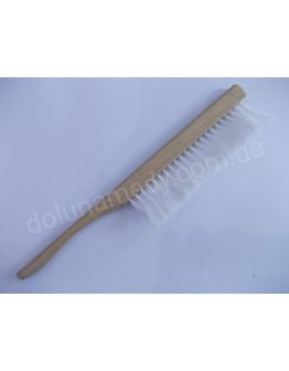 Щетка, исскуственный волос 1 ряд