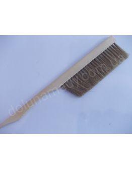Щетка, натуральный волос 1 ряд