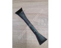 Стамеска пасечная, черная без ручки 200мм