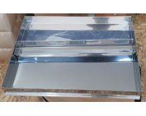 Арматура солнечной воскотопки на две рамки, из нержавеющей стали